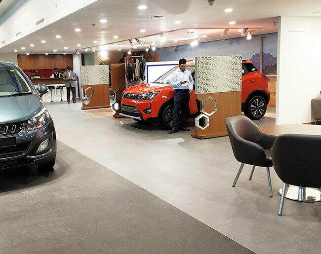 Shree Automotive : Mahindra dealers and showrooms in Kolkata